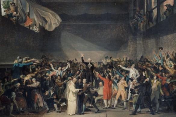 Droits de l'homme et division de la gauche