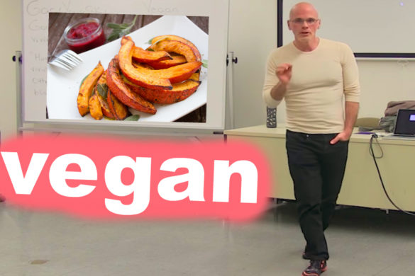 Comment devenir vegan en une heure