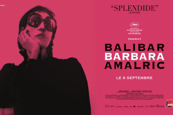 Des places à gagner pour le film «Barbara» de Mathieu Amalric