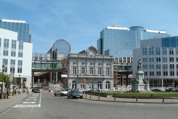 Bruxelles : 5 étapes