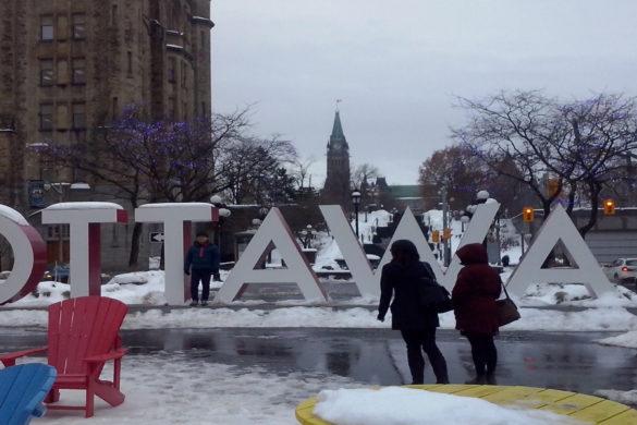 Les copains en Erasmus : direction Ottawa !