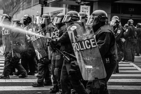 La violence des manifestations est-elle légitime?