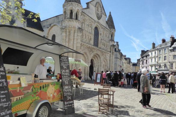 Où manger vegan à Poitiers ?
