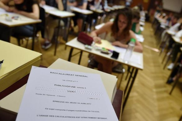 Comment corrige-t-on les copies du bac de philo ? Le témoignage d'un prof.