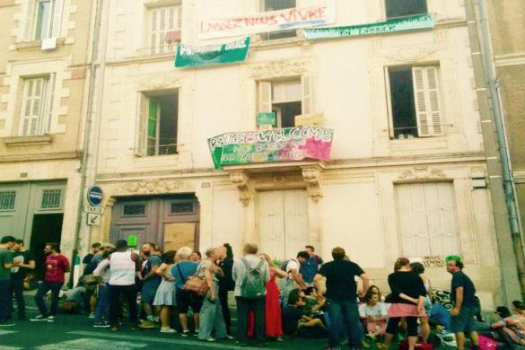 MNA #2 : Mineurs isolés en danger à Poitiers