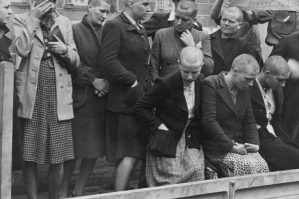 Brassens et l'histoire chantée des tondues de la Libération