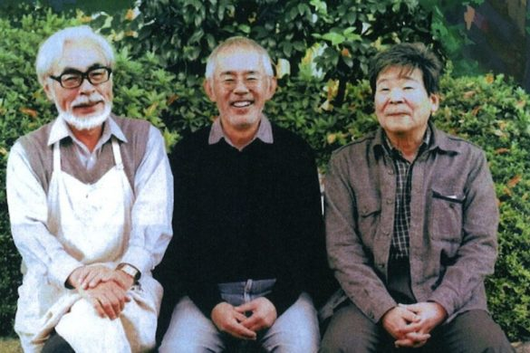 Hayao Miyazaki à l'avant-garde de l'écologie