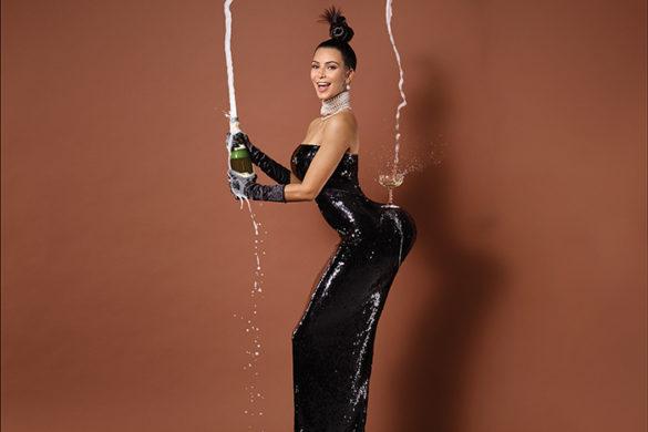 Moi j'aime bien Kim Kardashian