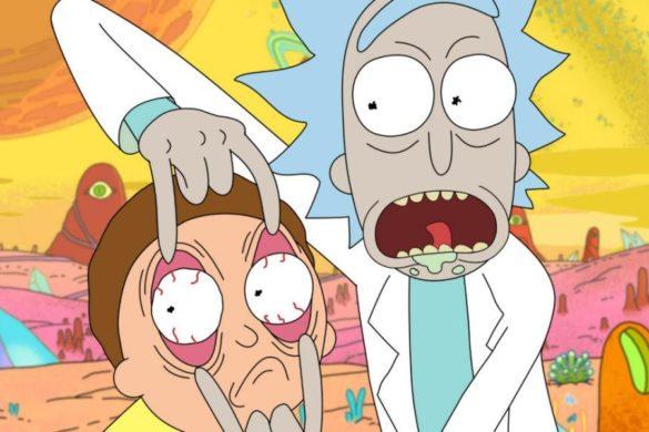 Rick et Morty saison 4, c'est maintenant !