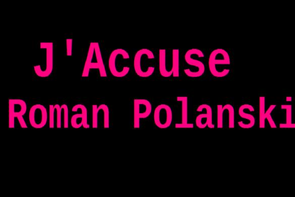 Une autre vision de la déprogrammation de Polanski à Poitiers