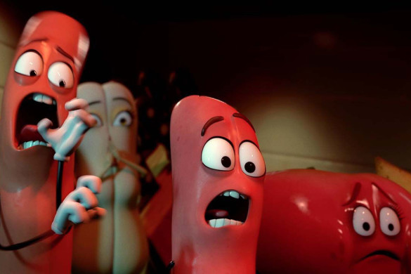 "On a vu ""Sausage Party"", le dessin animé pour adultes"